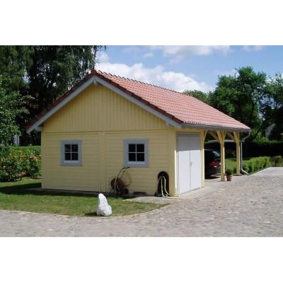 Carport-Premium 580 x 900