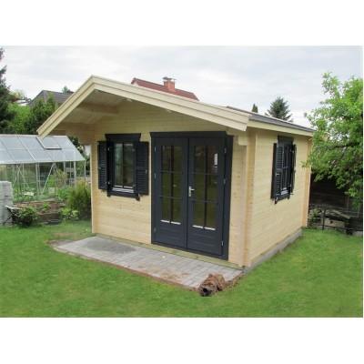 Referenz 31 - Gartenhaus