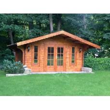 Referenz 6 - Gartenhaus