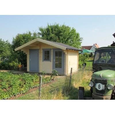 Referenz 18 - Gartenhaus