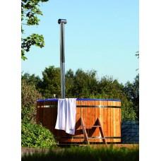 Badebottich Hot Tub Ø 200 (mit Innenofen)