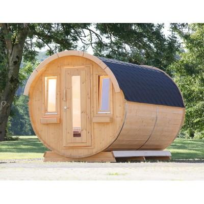 Campingfass 446/2-Raum (montiert)