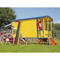 Kinderzirkuswagen Kasper (Bausatz)
