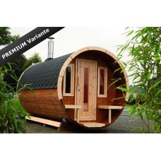 Saunafass 280 de luxe (Bausatz)