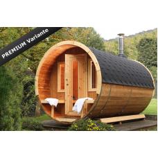 Saunafass 330 de luxe (montiert)