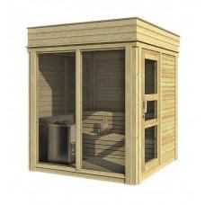 Sauna Paradiso 2x2