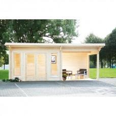 Trondheim 70-D XL mit Seitendach