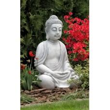 "Steinfigur ""Buddha"" 2"