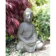 "Steinfigur ""Buddha"""