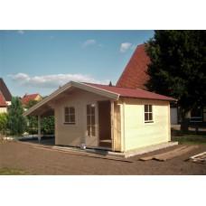 Referenz 75 - Gartenhaus Hempton