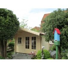 Referenz 61 - Gartenhaus