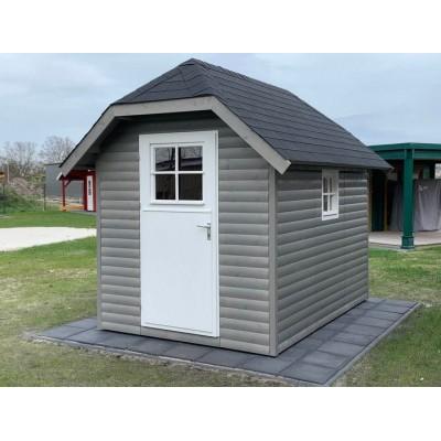 Gartenhaus mit Walmdach - MH 2130 W