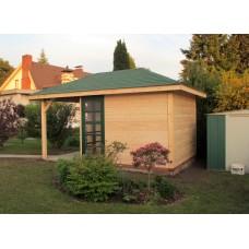Referenz 20 - Gartenhaus
