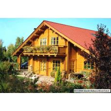 Wohnblockhaus Natura Classic