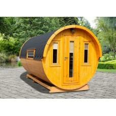 Campingfass Sylt 446/2-Raum (montiert)