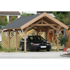Carport Triangle 3052-S (Prestige)