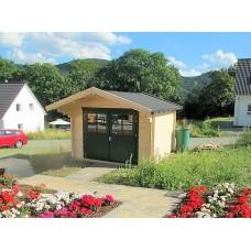 Referenz 37 - Gartenhaus