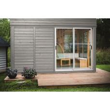 Sauna Paradiso 4x3 (2-Raum)